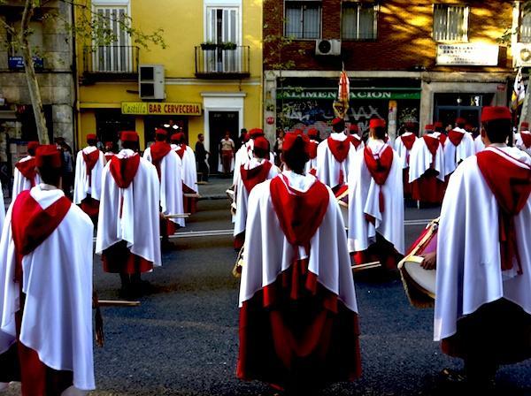 Dia da Hispanidade em Madrid