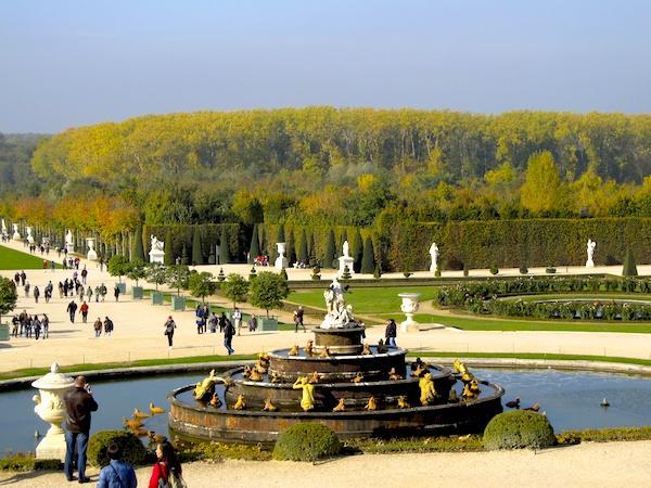 Palácio de Versailles - Paris