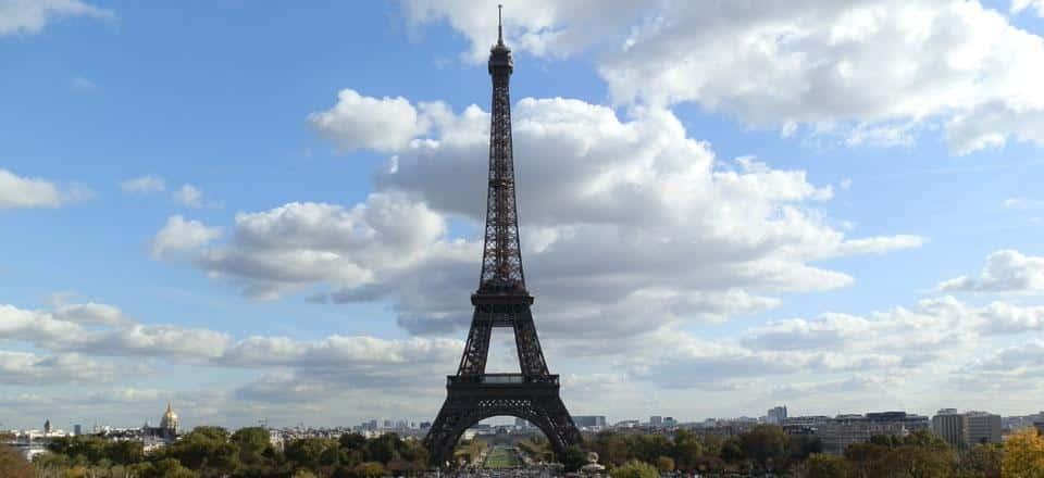 Os monumentos de Paris e a história do mundo