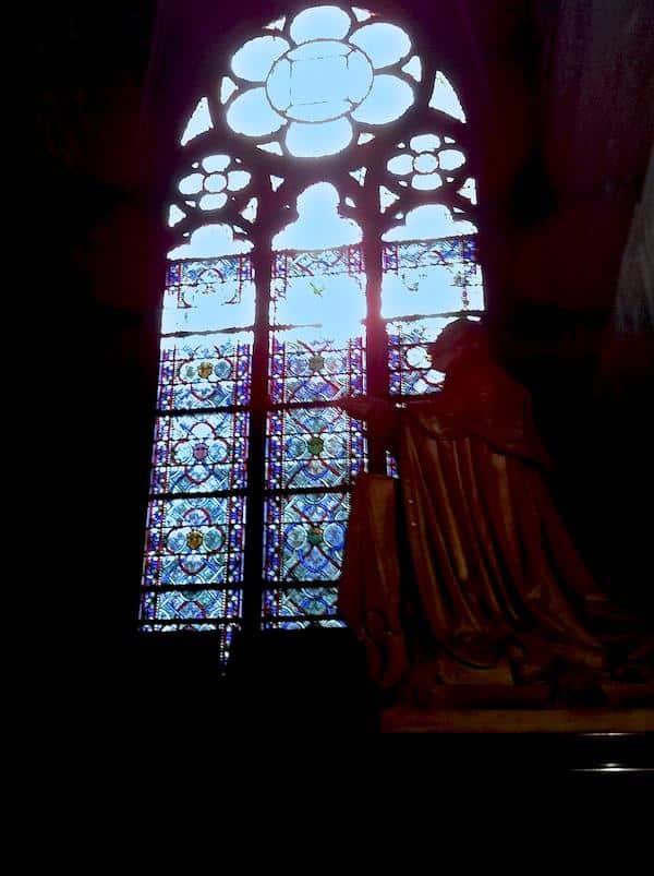 Vitrais de Notre Dame - Paris