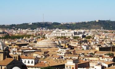 Os filmes que se passam em Roma