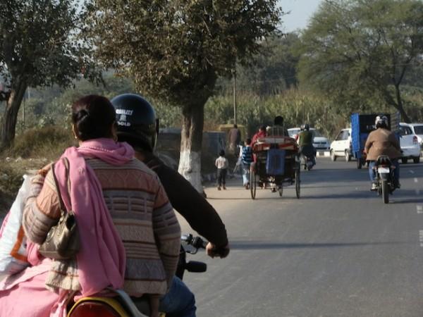 rua índia