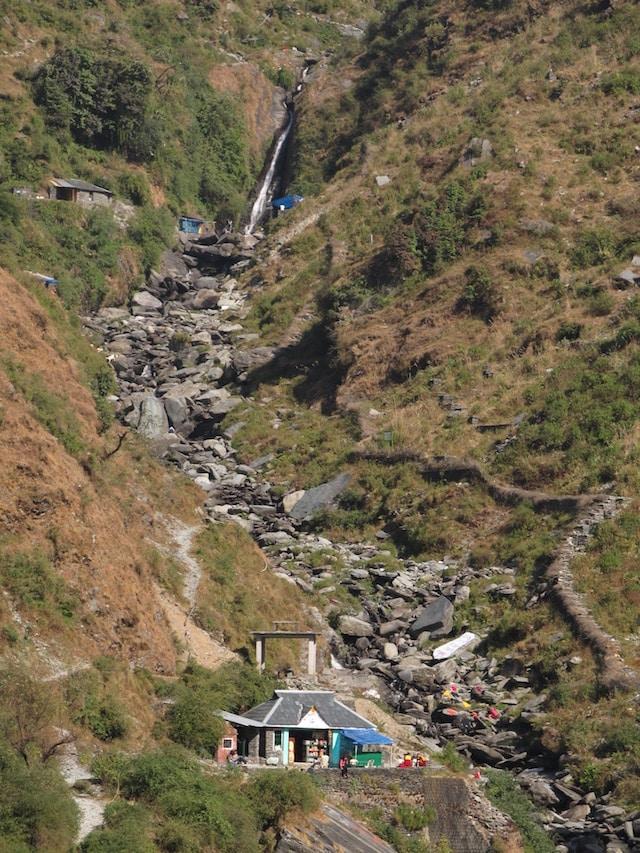 Cachoeira McLeod Ganj