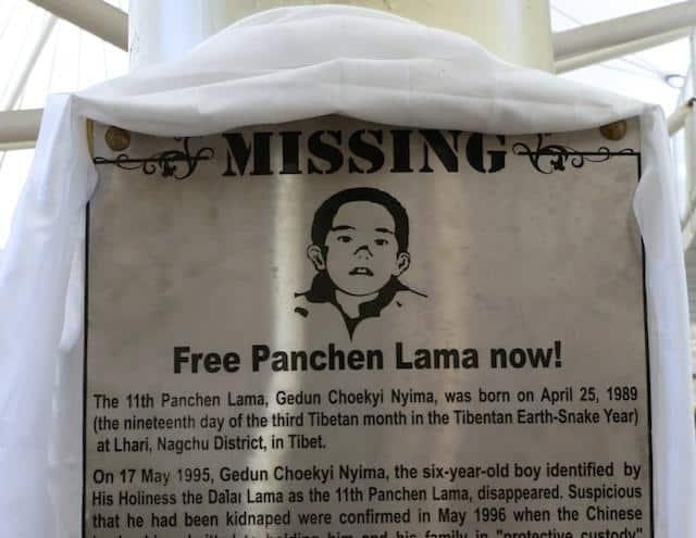 Panchen Lama - Templo em Mcleod Ganj