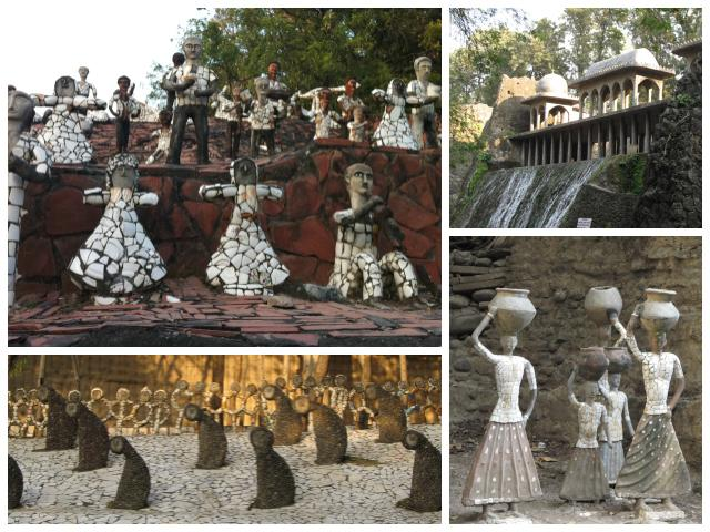 Rock Garden Chandigarh