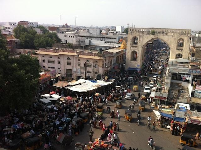 Trânsito indiano