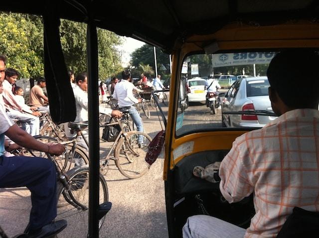 Trânsito Índia