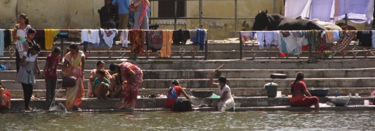 Como é a vida das mulheres na Índia