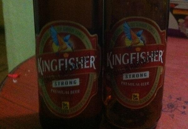 Cervejas na Índia