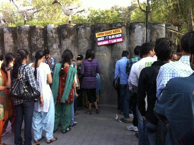 Fila Rock Garden - Chandigarh
