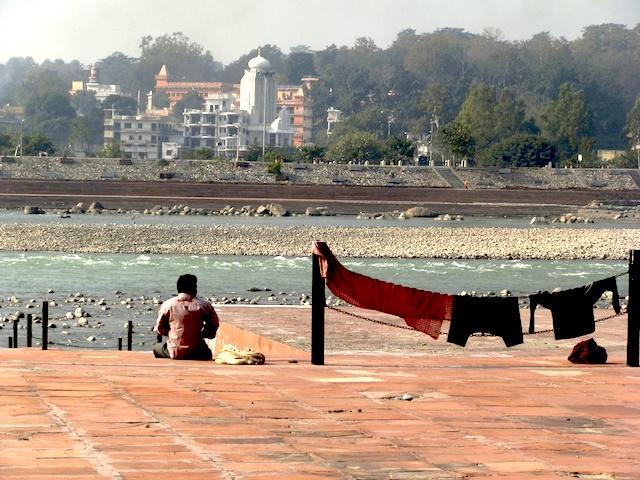 Ganges em Rishikesh