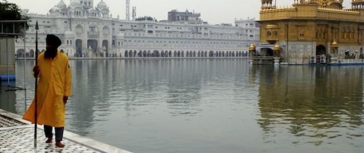 Golden temple de Amritsar - Índia