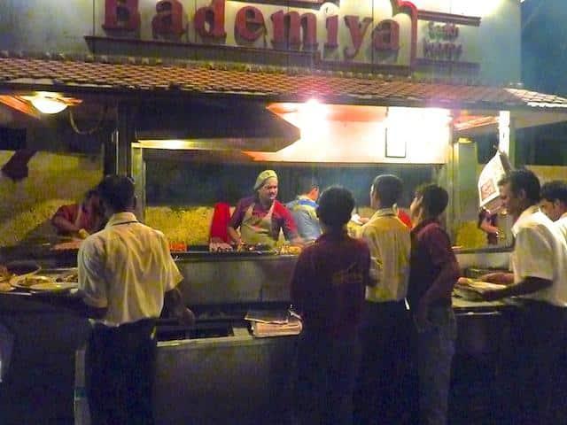 O que fazer em Mumbai: Comida de rua em Mumbai - Índia