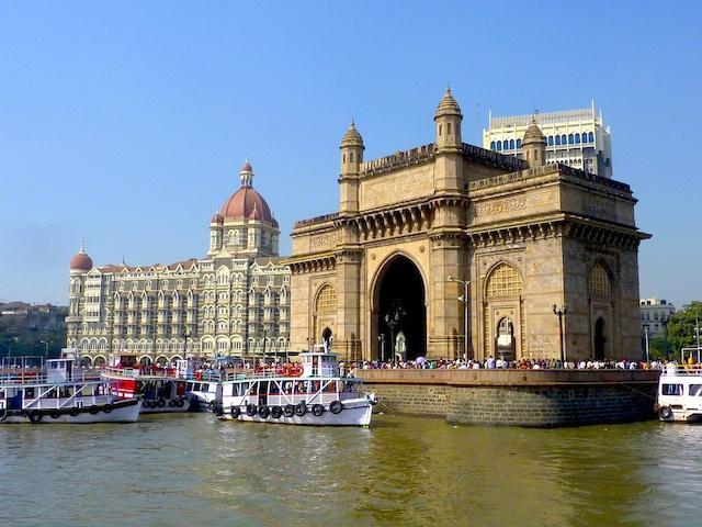 O que fazer em Mumbai: India Gate - Mumbai