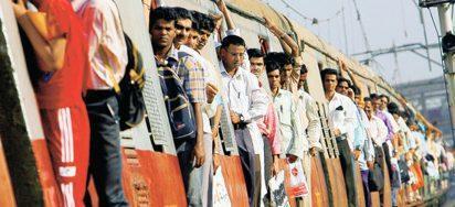 O Código de Ética nos Trens em Mumbai