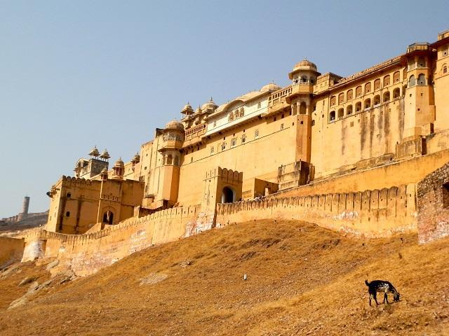 Ambar Fort, Jaipur, Índia