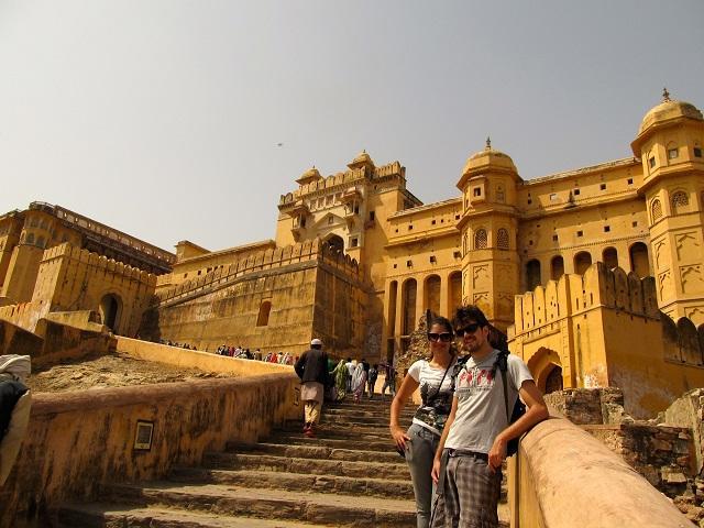 Amber Fort, em Jaipur