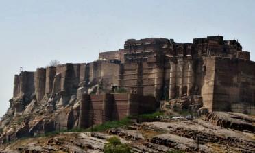 Jodhpur, a cidade azul do Rajastão
