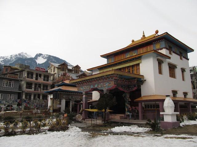 Himalayan Nyinmapa Buddhist Temple Manali