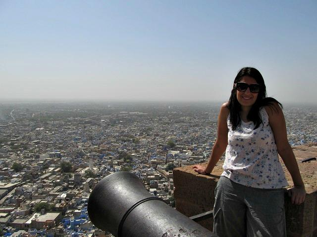 Jodhpur, na Índia