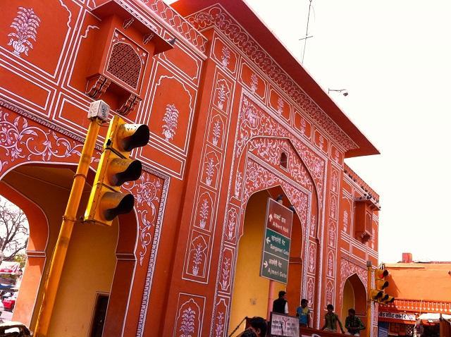 Portão de Jaipur, Índia