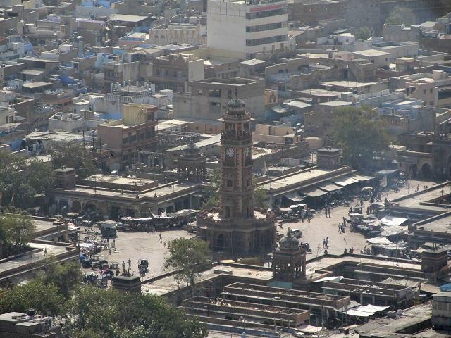 Torre do Relógio de Jodhpur