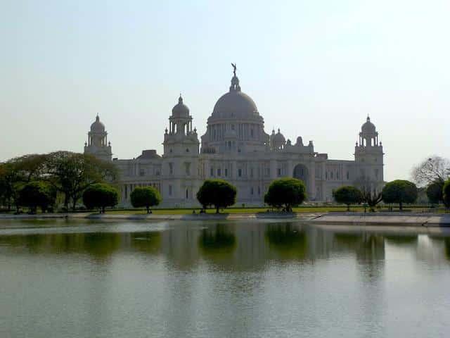 Calcutá - Índia: Victoria Memorial