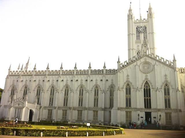 Catedral de Saint Paul, Calcutá