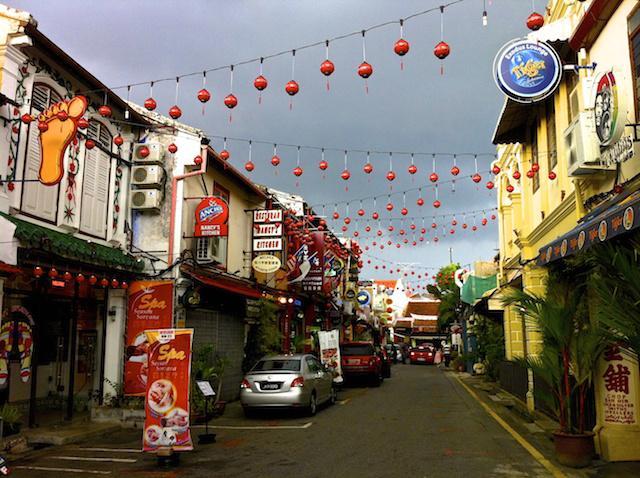 Chinatown Malaca