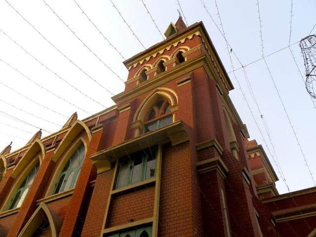 Igreja Madre Tereza de Calcutá