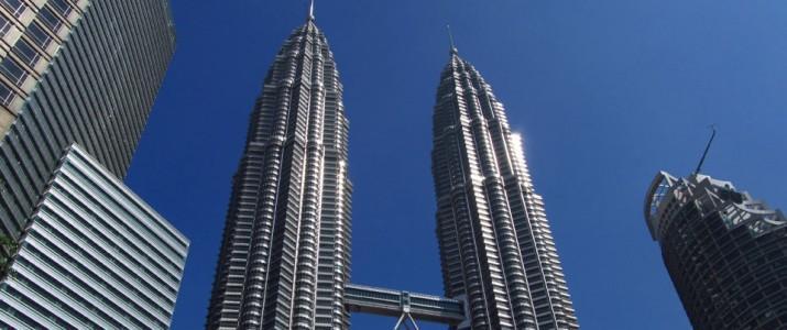 Petrona Towers - Kuala Lumpur - Malásia