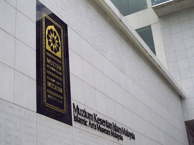 Museu Islâmico de Kuala Lumpur