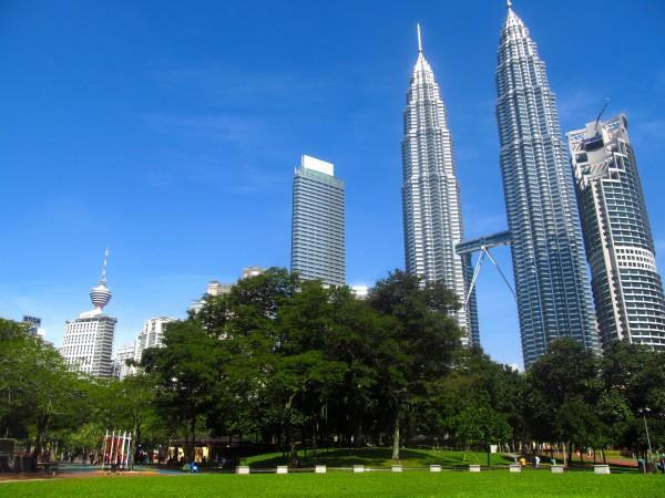 Petrona Towers - Onde ficar em Kuala Lumpur,