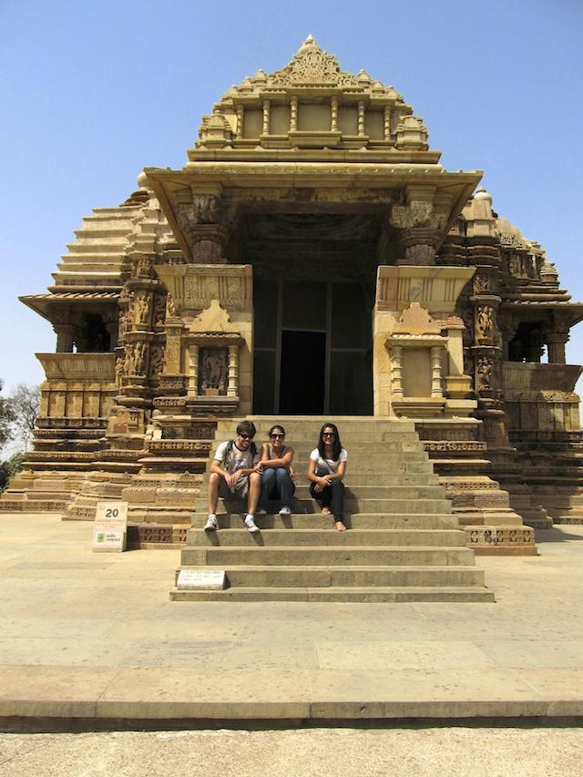Templo do Kama Sutra - Kajuraho