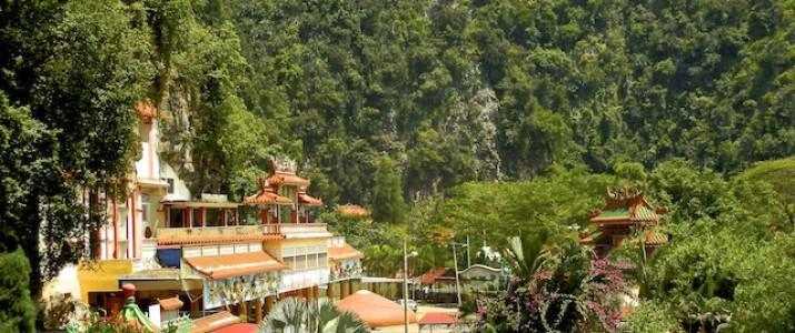 Templos Malásia