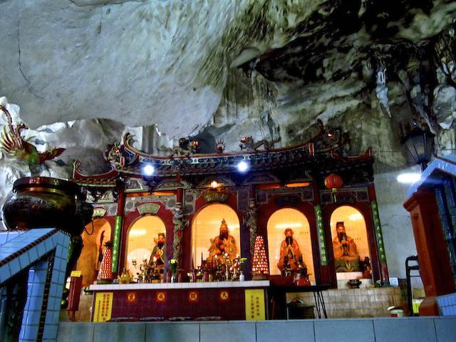 Cavernas de Ipoh - Malásia