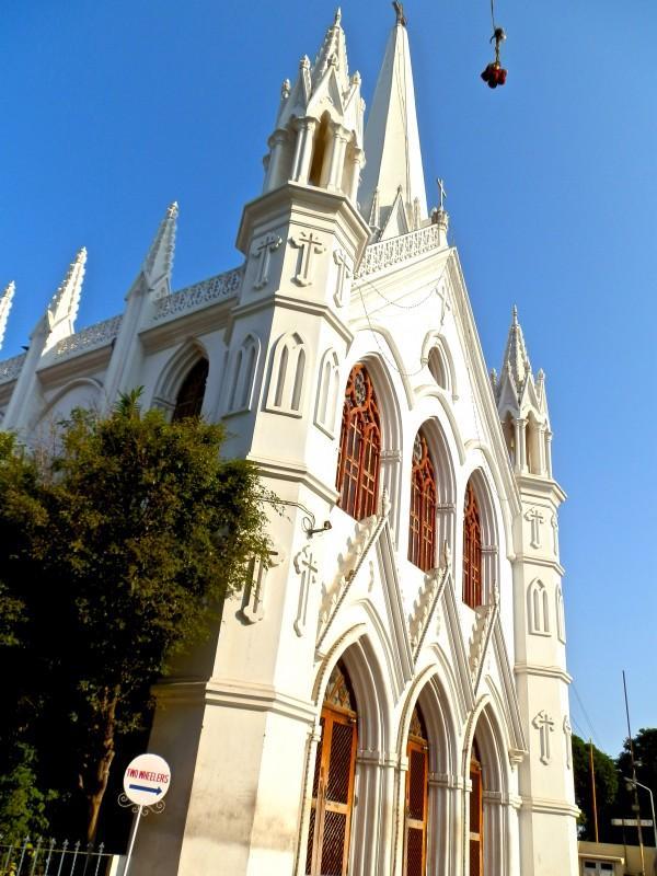 Igreja-São-Tomé-na-Índia