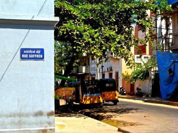 India-Francesa-Puducherry