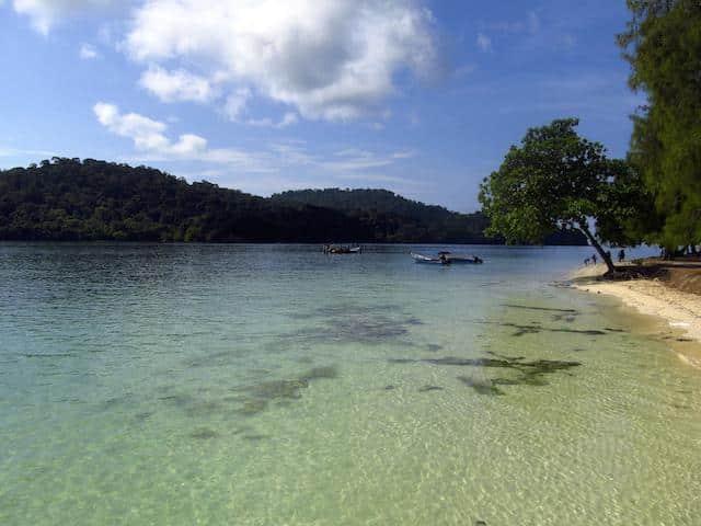 Langkawi - praia