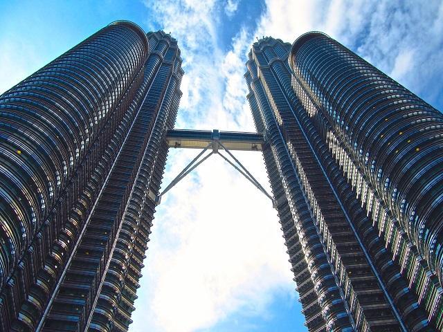 Petrona Towers em Kuala Lumpur