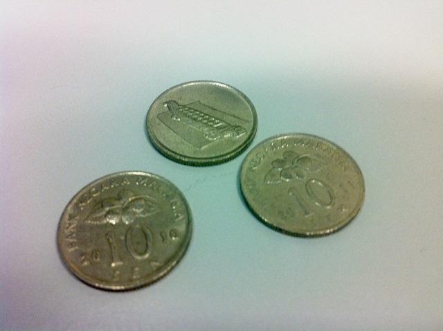 Malásia com pouco dinheiro