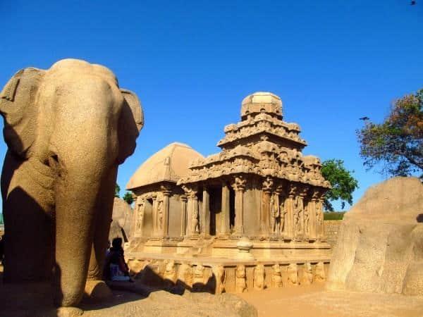 templos-em-Mamallapuram