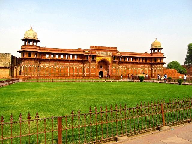 Agra-Fort, Índia