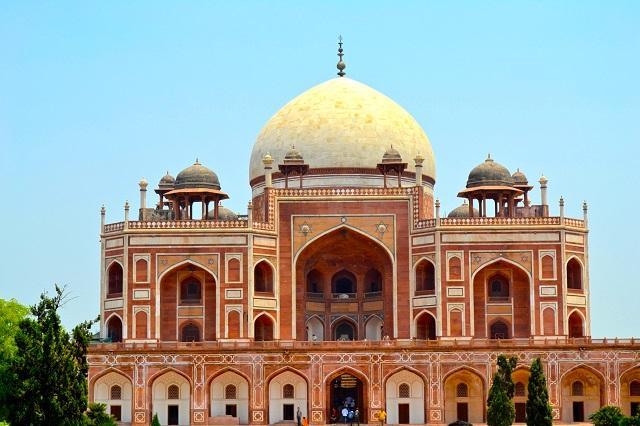 O que fazer em Nova Delhi: Mausoléu em Nova Delhi, Índia