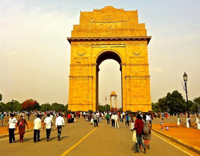 O que fazer em Nova Delhi: Portão da Índia, Nova Delhi