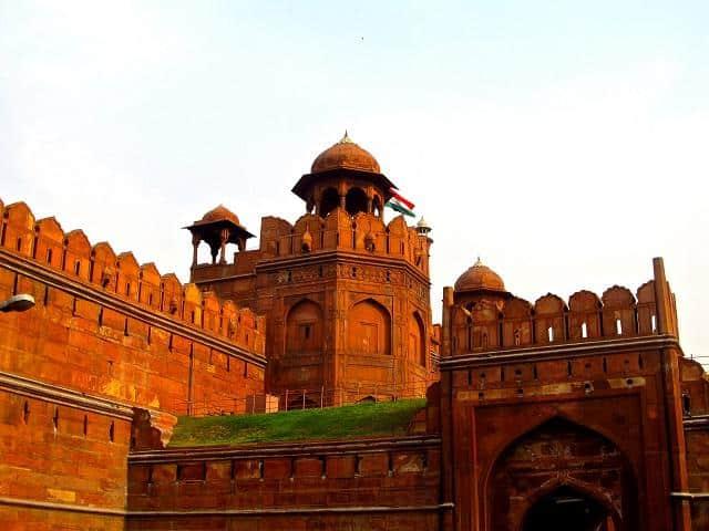 O que fazer em Nova Delhi: Red-Fort, Nova Delhi