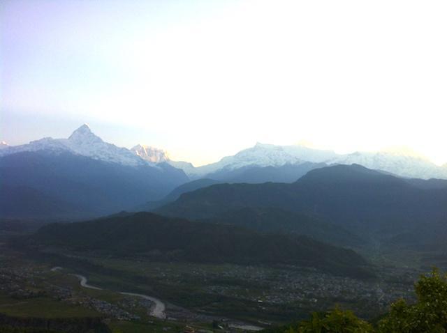 Annapurna - Pokhara Nepal