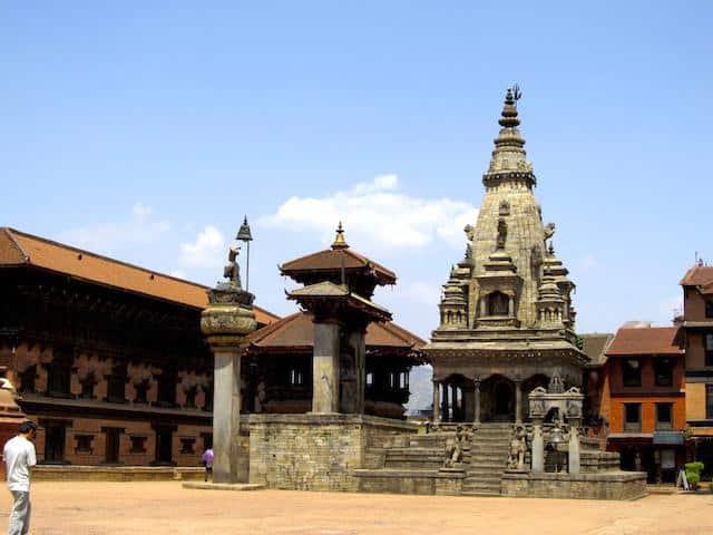 Pagoda em Bhaktapur - Nepal