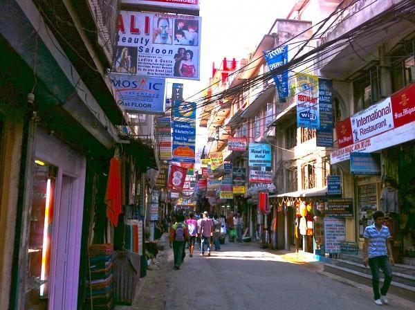 Rua do Thamel