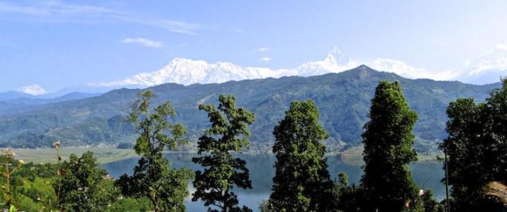 Viagem ao Nepal - Pokhara